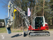 Takeuchi TB 290 V4 - mit Verstellausleger #MI462 used mini excavator