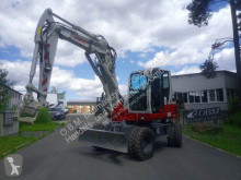 Takeuchi TB 295 W-2 V3 #MB442 used wheel excavator