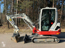 Takeuchi TB 225 V3 #MI341 used mini excavator