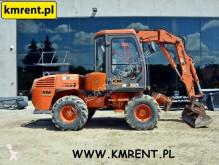 Excavadora Mecalac 12 MXT 12 MXT 12 MSX 12 MTX 10 MSX excavadora de ruedas usada