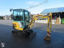 Mini-graafmachine Yanmar SV 18