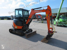 Hitachi ZX 29U-3 mini-excavator second-hand