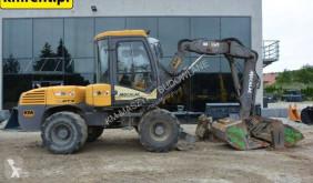 Mecalac 12 MTX 12 MTX 12 MSX 12 MXT 10 MSX 714 excavator pe roti second-hand