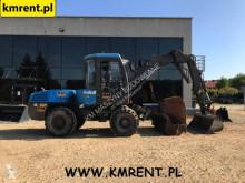 Excavadora excavadora de ruedas Mecalac 12 MTX 12 MTX 12 MSX 12 MXT 10 MSX 714