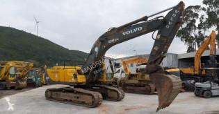 Excavadora Samsung SE 240 NLC-3 excavadora de cadenas usada