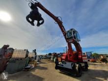 Solmec 208 excavadora de ruedas usada
