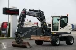 特雷克斯 TW 85 / WHEELED DIGGER / 1400 MTH / PERFECT COND 轮胎式挖掘机 二手