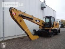 Escavadora escavadora de rodas Caterpillar MH3024