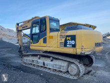 Komatsu PC210NLC8 ESCAVATORE KOMATSU PC 210 NLC-8 escavatore cingolato usato