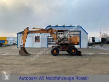 Case 61P Poclain Mobilbagger 16 Tonnen used wheel excavator