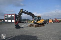 Escavadora Volvo EC 140 CL / Schnellwechsler / Tieflöffel escavadora de lagartas usada
