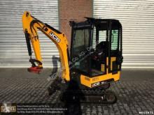 Escavadora JCB usada