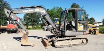 Escavadora Volvo EC55 C escavadora de lagartas usada
