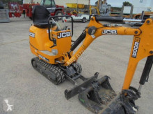 JCB 8008CTS mini-excavator second-hand