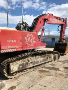 Excavadora Liebherr R 934 HD S L Litronic excavadora de cadenas usada