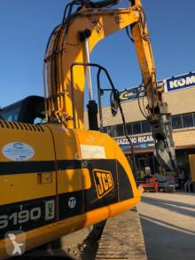 Excavadora excavadora de cadenas JCB JS 190 N LC
