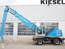 Fuchs MHL350 E used industrial excavator