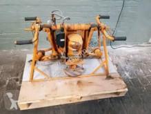 Stumec Holzschwellen Hobelmachine tweedehands railroad graafmachine
