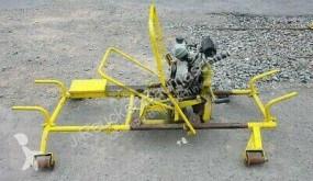 Excavadora excavadora rail/carretera Cemafer Weichengratungsmachine Typ-MC.2