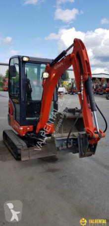 Escavadora mini-escavadora Kubota KX019-4