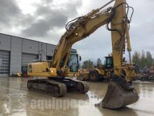 Komatsu PC210 NLC-8 used track excavator
