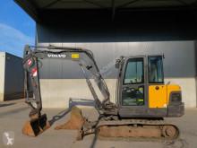 Escavadora Volvo EC 55 C mini-escavadora usada