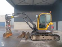 Escavadora Volvo ECR 88 PLUS mini-escavadora usada