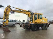 Escavadora Terex 1604 ZW (12001252) escavadora de lagartas usada