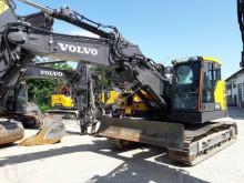Volvo ECR 235 EL used track excavator