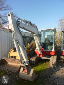 Takeuchi TB 235 used mini excavator