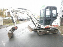 Excavadora miniexcavadora Bobcat 334 D