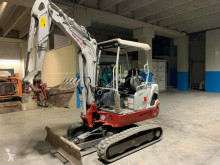 Escavadora Takeuchi TB225 mini-escavadora usada