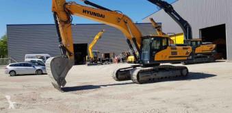 Excavadora Hyundai HX330 NL excavadora de cadenas usada