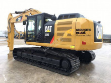 Rupsgraafmachine Caterpillar 329EL