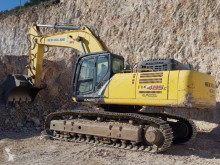 New Holland E 485 C LC excavator pe şenile second-hand