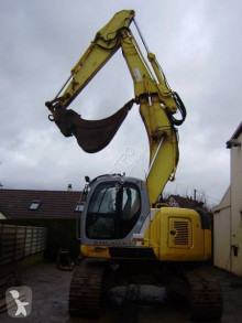 New Holland E 35 SR kobelco used track excavator