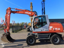 Atlas 1505 M excavator pe roti second-hand