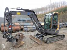 Excavadora Volvo ECR 58 D mit Tilt und OQ40 miniexcavadora usada