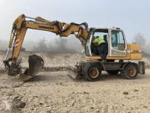 Excavadora Liebherr A316 LITRONIC excavadora de ruedas usada