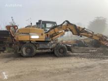 Liebherr wheel excavator A316 LITRONIC