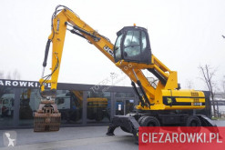 Pelle de manutention JCB JS200W WM Material handler , 24t , rotator