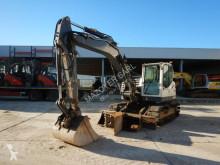 Terex TC 125 used track excavator