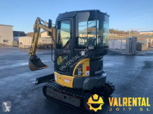 Komatsu PC20 MR-2 mini-excavator second-hand