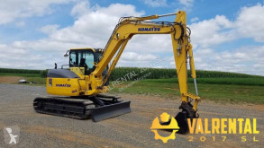 Komatsu PC88MR-6 mini pelle occasion