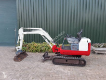 Takeuchi TB 016 used mini excavator