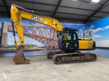 JCB JS220LC used track excavator