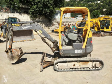 Volvo ECR28 mini-excavator second-hand
