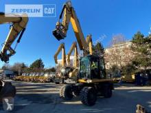 Escavadora escavadora de rodas Caterpillar M318D