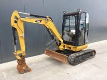 Caterpillar mini excavator 302.7DCR