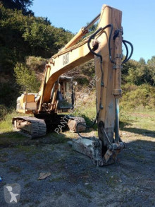 Caterpillar 320C excavator pe şenile second-hand